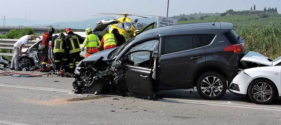 Schadenersatz im Verkehrsrecht